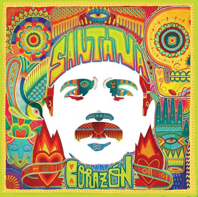 """Corazon"" to najnowszy album Carlosa Santany"
