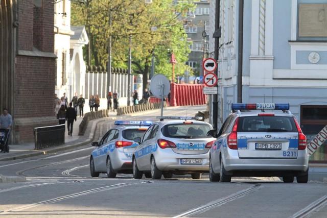 Autorzy wniosku chcą, aby na ul. Św. Jadwigi postał odcinkowy pomiar prędkości