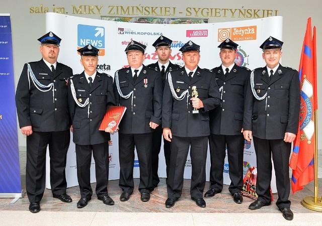OSP Górki Zagajne z powiatu nakielskiego znalazła się w gronie laureatów w I edycji Florianów
