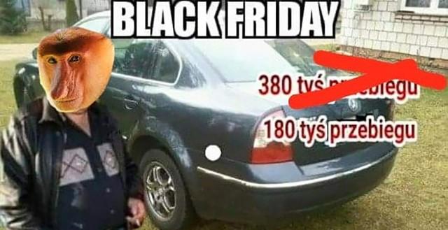 Black Friday 2020 memy. TOP 50 najlepszych memów z okazji wyprzedaży. Zobacz jak Internauci śmieją się z promocji w Czarny Piątek