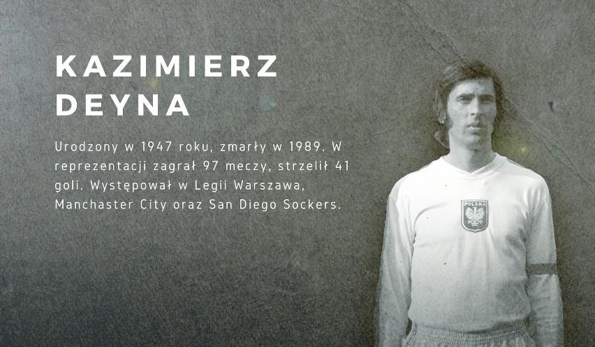 Kazimierz Deyna...
