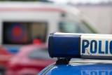 Poznań: Dwa auta zderzyły się na Ściegiennego. Utrudnienia w ruchu