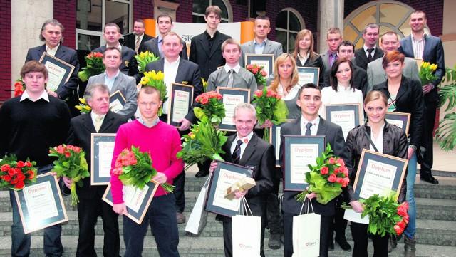Laureaci plebiscytu Sportowiec Roku DŁ 2010