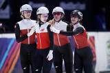 MŚ w short tracku: Polska sztafeta na piątym miejscu na świecie