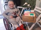 Wiktoria Klińska dostała mnóstwo urodzinowych kartek od naszych Czytelników. Nawet z Ameryki!