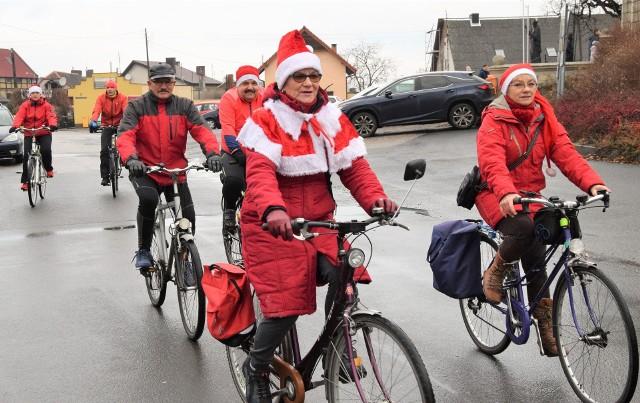 Początek rajdu 8 grudnia o godz. 11 na placu Świętego Wojciecha w Strzelnie