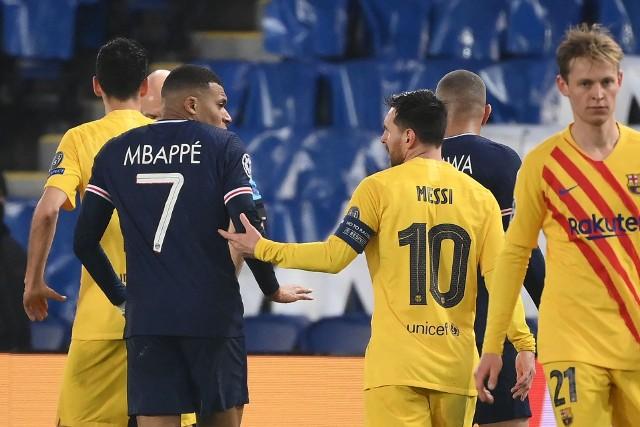Mbappe podjął decyzję, a Ronaldo zagra w PSG z Messim?