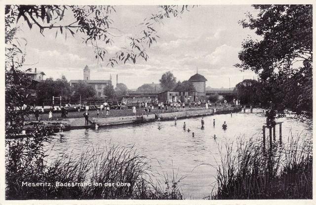 """Archiwalne pocztówki dawnych kąpielisk zobaczysz w aktualnym wydaniu tygodnika """"Głos Międzyrzecza i Skwierzyny""""."""