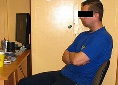 21-latek przyznał się do przedstawianego mu zarzutu kradzieży.