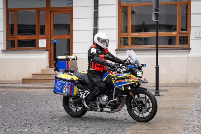 Po miesiącu testowania przez ratowników, karetka wyjedzie na ulice Białegostoku w sobotę 15.05.2021