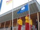 Świnoujskie kąpielisko dostało Błękitną Flagę