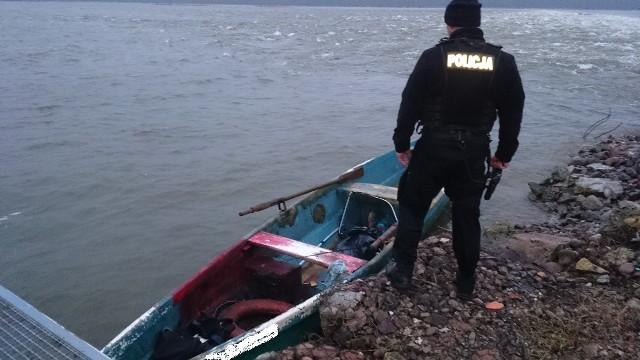 W łodzi znaleziono ryby i sprzęt wędkarski