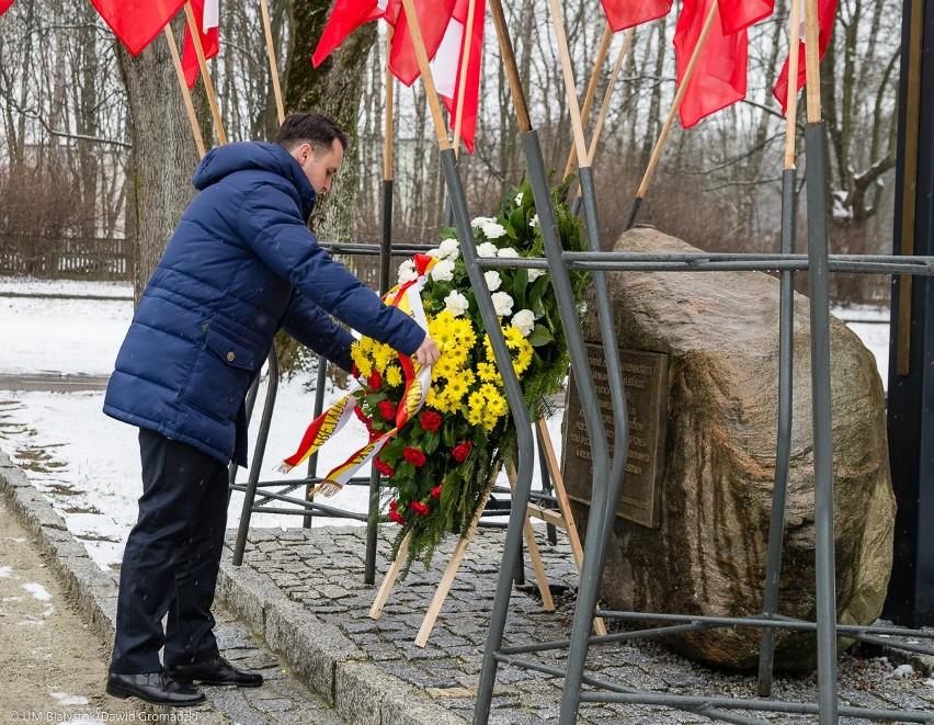 Białystok uczcił Dzień Żołnierzy Wyklętych
