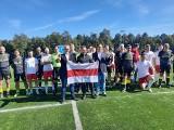 Charytatywny mecz na rzecz wsparcia represjonowanych Białorusinów. All Stars Jagiellonia kontra Białoruski Dom (ZDJĘCIA)