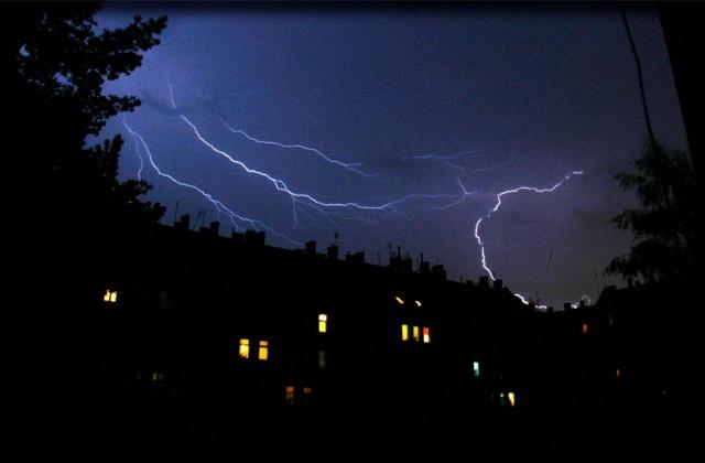 Pogoda w Wielkopolsce: Uwaga na burze z gradem!