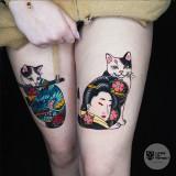 Salony tatuażu w Łodzi. Coraz więcej łodzian chce się tatuować. Jakie wzory tatuaży wybierają najczęściej? Ceny tatuaży?