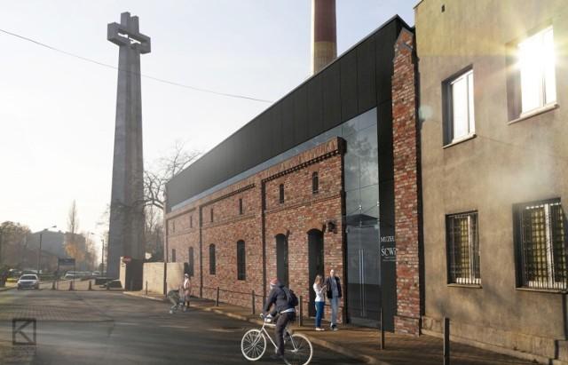Tak po rozbudowie ma wyglądać Śląskie Centrum Wolności i Solidarności, czyli muzeum przy kopalni Wujek