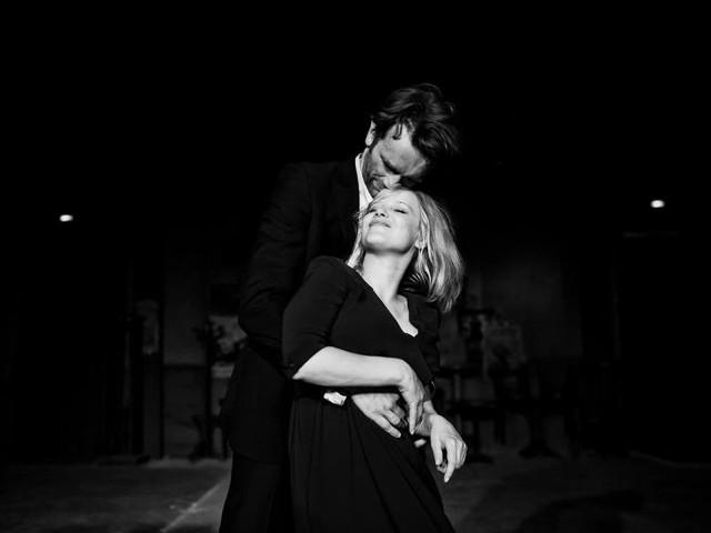 """Film """"Zimna wojna"""" Pawła Pawlikowskiego, wyprodukowany przez łódzkie studio Opus Film. Pawlikowski dostał w Cannes nagrodę za najlepsza reżyserię."""