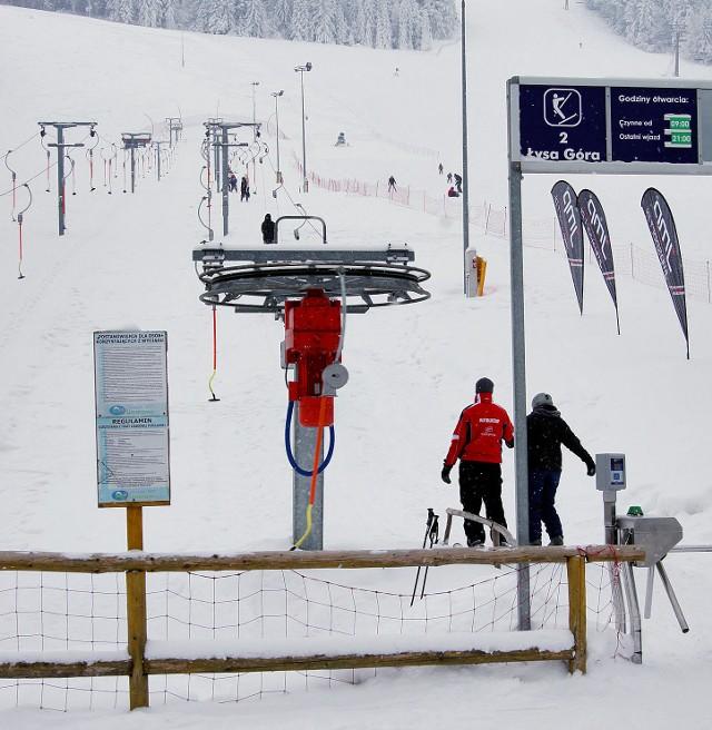 Stok narciarski na Miejskiej Górze stanie się częścią parku sportów ekstremalnych