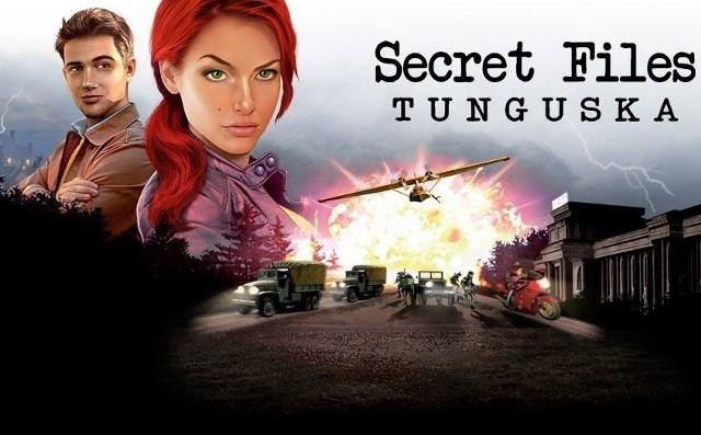 Secret Files TunguskaSecret Files Tunguska: Gra jest już na iOS