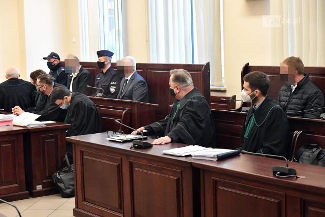Proces ruszył w Szczecinie 22 lutego.