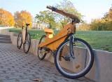 """""""Zbuduj Rower z Drewna"""". Wystartowała V edycja konkursu Uniwersytetu Przyrodniczego. Zobacz, jakie drewniane modele wyrzeźbili poznaniacy"""