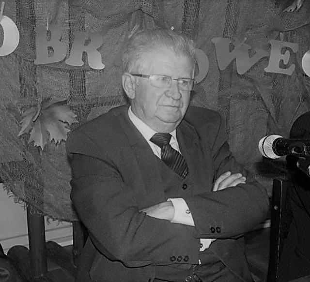 Nie żyje Józef Kujawiak, były wieloletni przewodniczący Rady Miejskiej w Więcborku