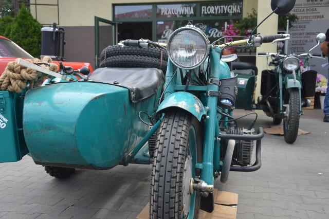 W sobotę do Proszowic przyjadą miłośnicy starych motocykli