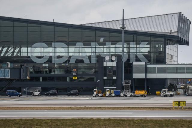 Do zdarzenia doszło na lotnisku w Gdańsku. Zdjęcie ilustracyjne.
