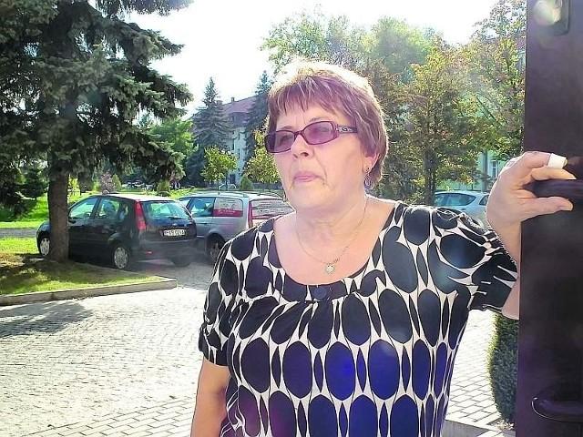 Krosno Odrz. Nowy chodnik, droga, plac zabaw? Mieszkańcy dzielą pieniądzeHalinie Gaduniec marzą się nowe schody z ul. Poznańskiej na ul. Chrobrego.