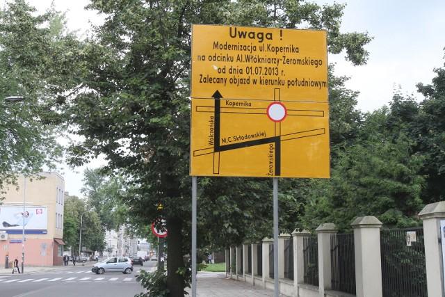 Kilometrowy odcinek torowiska miał być gotowy do 30 września