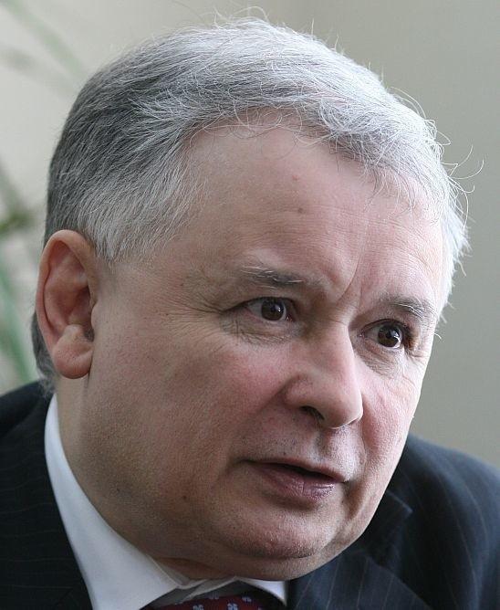 Jarosław Kaczyński zwyciężył w gminie Łapy