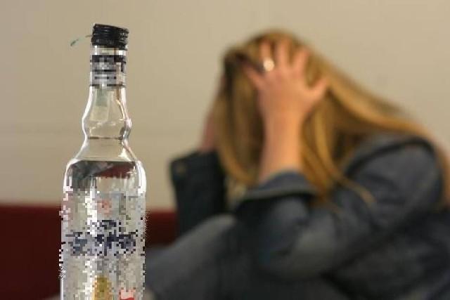 Pijana kobieta miała ponad 2 promile alkoholu.