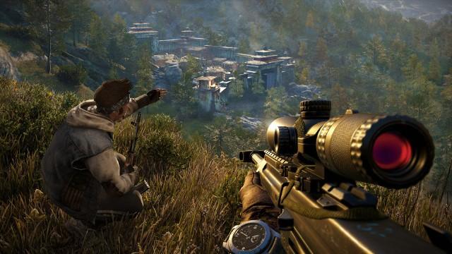 Far Cry 4otwarty świat i ładne widoki w Far Cry 4 mają niestety swoją cenę
