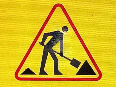 SPGK ostrzega przed utrudnieniami na drogach, gdzie trwają prace.