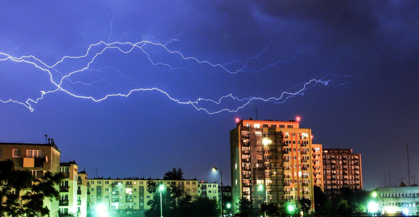 Gdzie jest burza? Radar opadów online. Uwaga! W niedzielę, 24. maja możliwe burze z gradem w Polsce! | Gazeta Pomorska