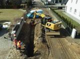 Unijny projekt Wodociągów Białostockich wraz z wiosną nabiera tempa