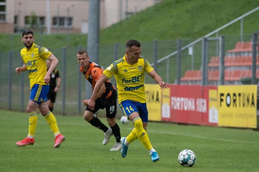Fortuna 1. Liga. Oceny piłkarzy Arki Gdynia po zwycięstwie nad Chrobrym Głogów