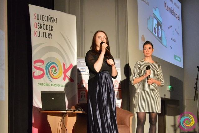 Organizatorami eventu byli: Kalina Patek, Maja Wilczewska, Sulęciński Ośrodek Kultury oraz Biblioteka Pedagogiczna w Gorzowie Wielkopolskim