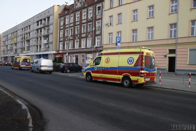 Do zabójstwo 23-latka w kamienicy przy ul. Armii Krajowej w Opolu doszło w środę rano.