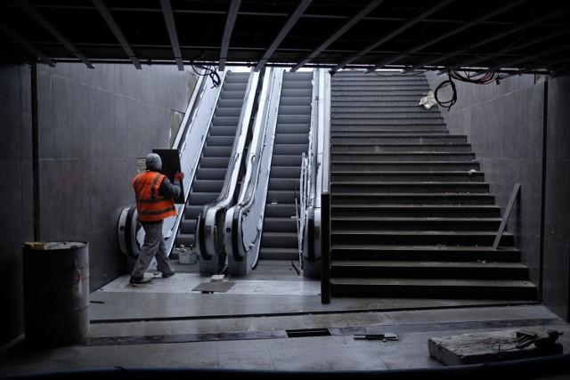Po przebudowie Kaponiery będzie można korzystać jedynie z przejść podziemnych