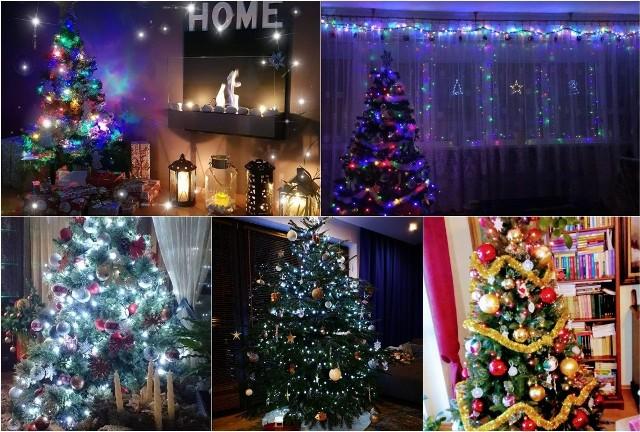 Dziś Wigilia Bożego Narodzenia. W większości domów stoją już udekorowane drzewka. Na naszym oficjalnym fanpejdżu otrzymaliśmy ponad 200 zdjęć Waszych choinek! Jeśli chcecie pochwalić się swoim bożonarodzeniowym drzewkiem, wyślijcie zdjęcie na adres: online@poranny.pl. WIĘCEJ:Życzenia na Boże Narodzenie. Piękne świąteczne życzenia. Wyślij sms, kartkę, mail, FB. Piękne, krótkie, śmieszne życzenia świąteczneZOBACZ;Życzenia Boże Narodzenie religijne. Życzenia świąteczne: piękne i tradycyjne wierszyki bożonarodzeniowe. Wesołe, radosne, wigilijne życzenia