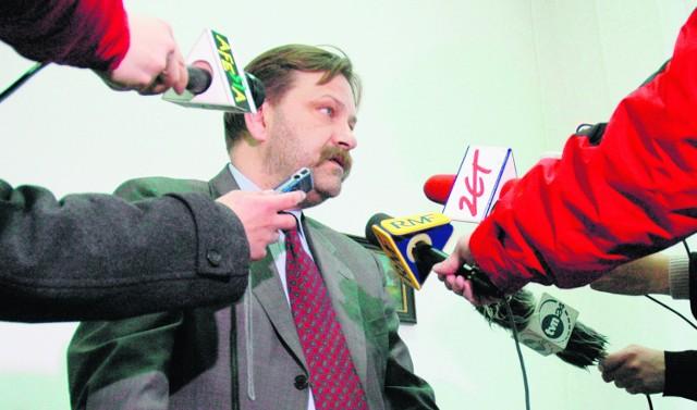 Przemysław Pacia mówi, że jeśli złamał ustawę, to odejdzie z korpusu służby cywilnej