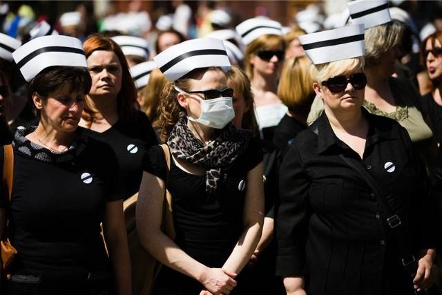 7 czerwca pielęgniarki przeprowadzą strajk ostrzegawczy