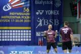 Badminton. Mistrzostwa Polski w Białymstoku zakończone