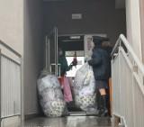 """""""Onkopoduszki"""" uszyte przez więźniów z Grądów Woniecko trafiły do dziecięcego szpitala (zdjęcia)"""