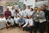 Mistrzowie Kuchni - Robert Sowa, Teo Vafidis oraz Jakub Steumark na konkursie kulinarnym w Kielcach (WIDEO, zdjęcia)