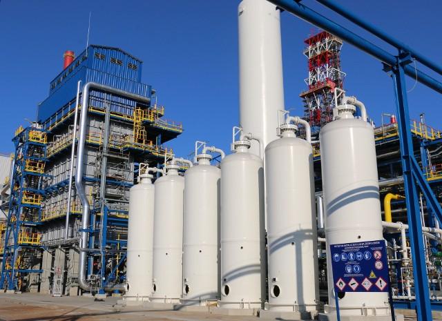 Nowe instalacja w ramach projektu EFRA w rafinerii w Gdańsku