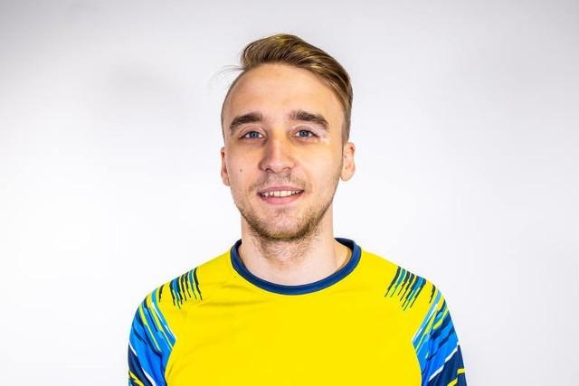 Kamil Nowacki będzie z pewnością wzmocnieniem dla rzeszowskiej drużyny