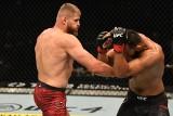 Jan Błachowicz mistrzem UFC wagi półciężkiej! Dominick Reyes znokautowany w drugiej rundzie [WIDEO, ZDJĘCIA]